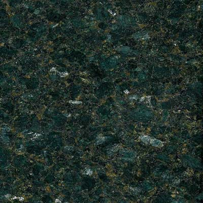 Peacock Green granite